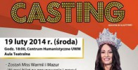 II Casting do Miss Warmii i Mazur